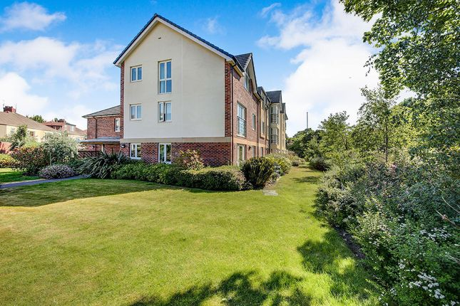 Thumbnail Flat for sale in Grosvenor Drive, Whitley Bay