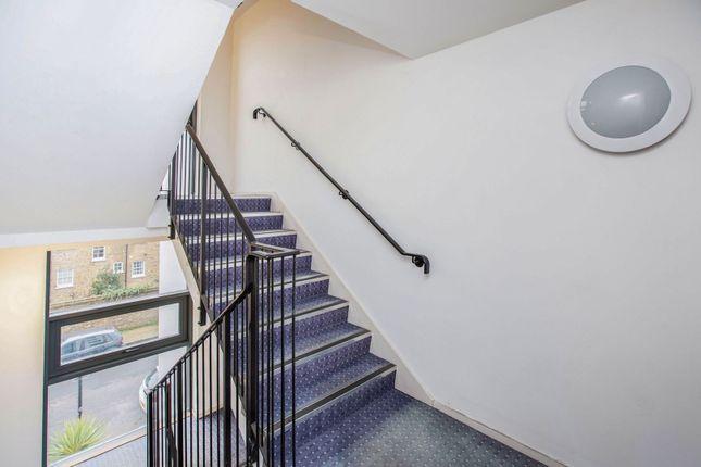 Staircase of Devonport Street, London E1