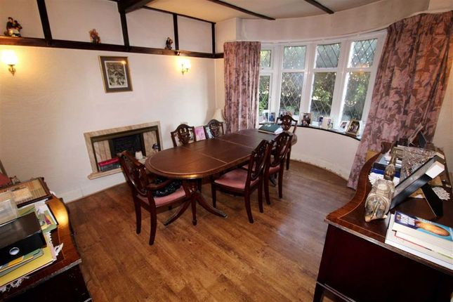 Dining Room of Sandy Lane, Prestwich, Manchester M25