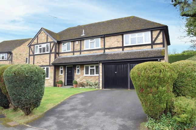 Thumbnail Detached house for sale in Hilfield, Yateley
