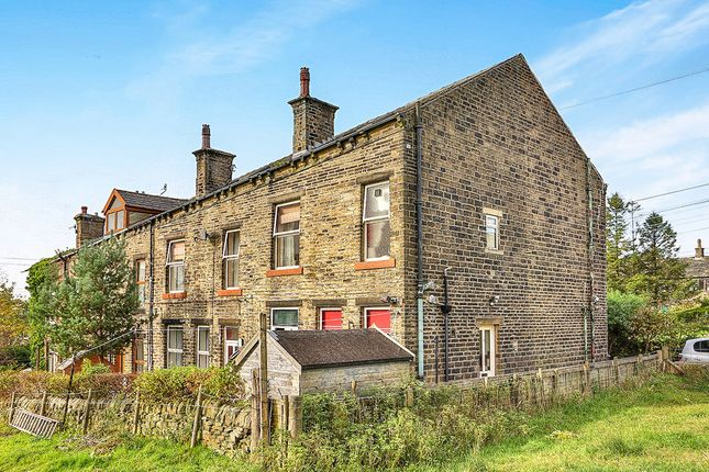 Thumbnail Terraced house for sale in Chiserley Fieldside, Wadsworth, Hebden Bridge