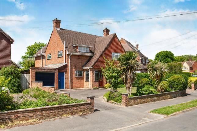 Thumbnail Detached house for sale in Ridgeway Crescent, Tonbridge, Kent, .