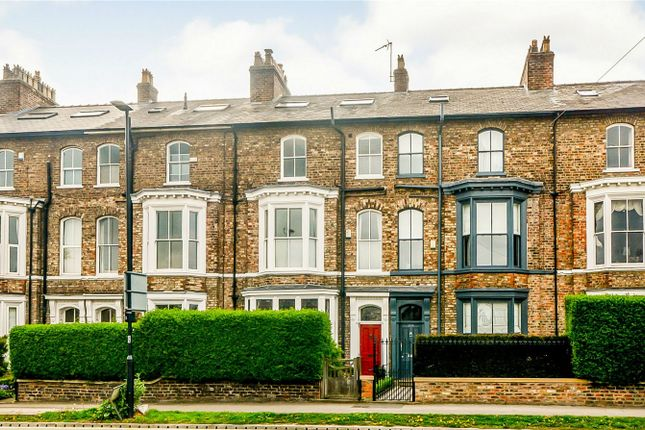 Thumbnail Terraced house for sale in Fulford Road, York