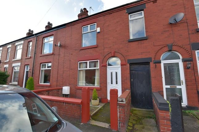 Thumbnail Terraced house to rent in Chapel Street, Hazel Grove, Stockport