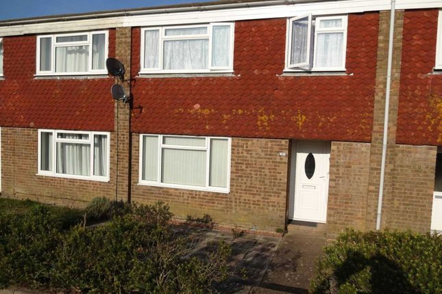 Thumbnail Terraced house to rent in Sorrel Drive, Eastbourne