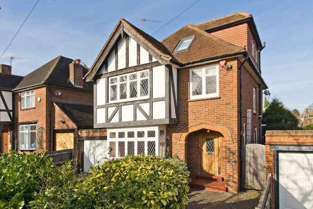 Thumbnail Detached house for sale in Elmcroft Drive, Chessington