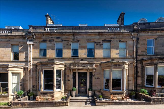 Thumbnail Flat for sale in Lancaster Crescent, Glasgow