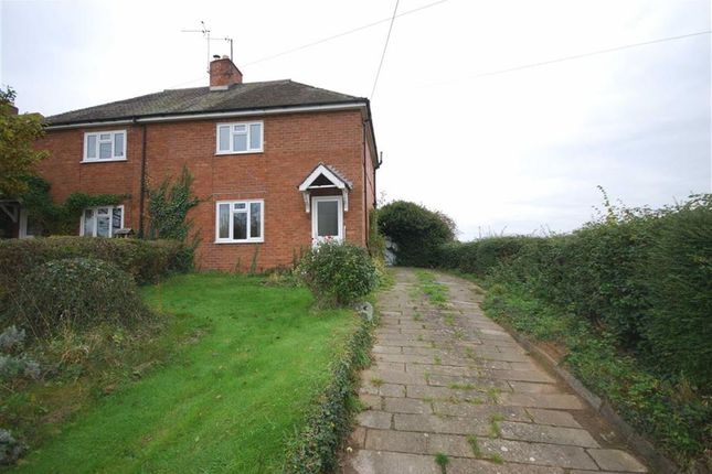 Semi-detached house for sale in Moat Lane, Staunton, Gloucestershire