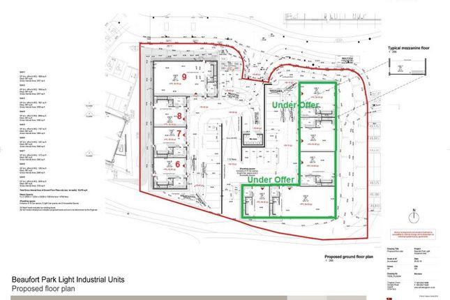 Industrial to let in Beaufort Park Way, Chepstow
