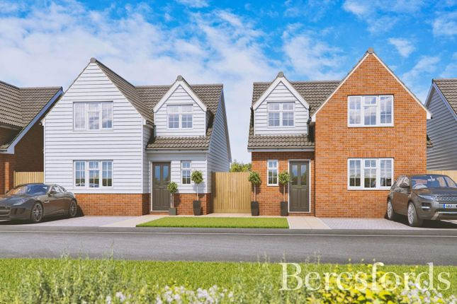 3 bed detached house for sale in Toby Way, Behind Essex Road, Romford RM7
