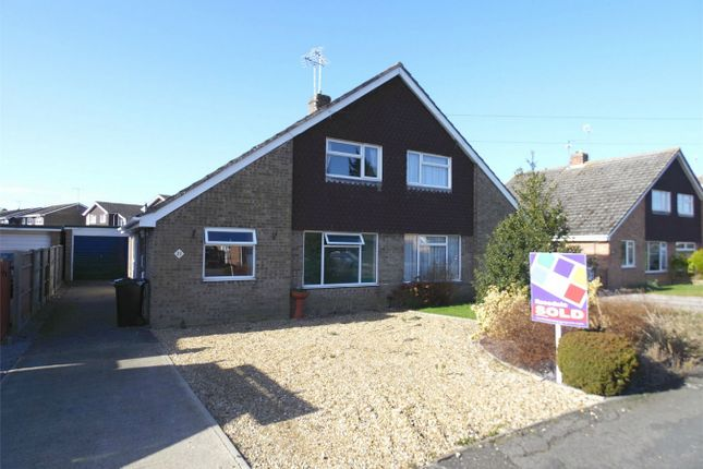 Thumbnail Property to rent in Welland Way, Deeping St James, Peterborough, Lincolnshire