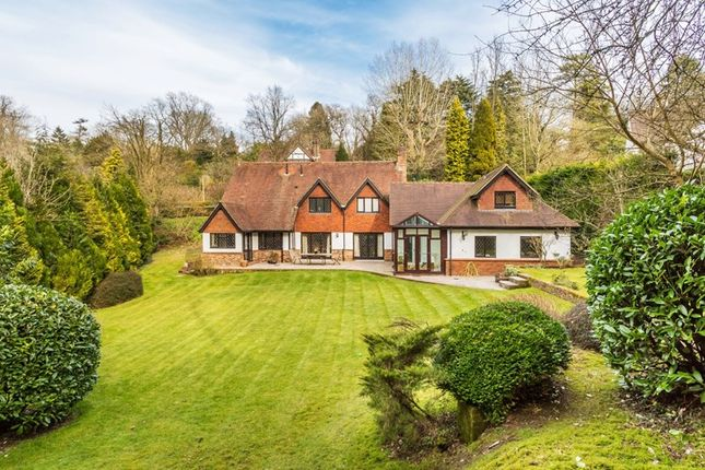 Thumbnail Detached house for sale in Long Hill, Woldingham, Woldingham
