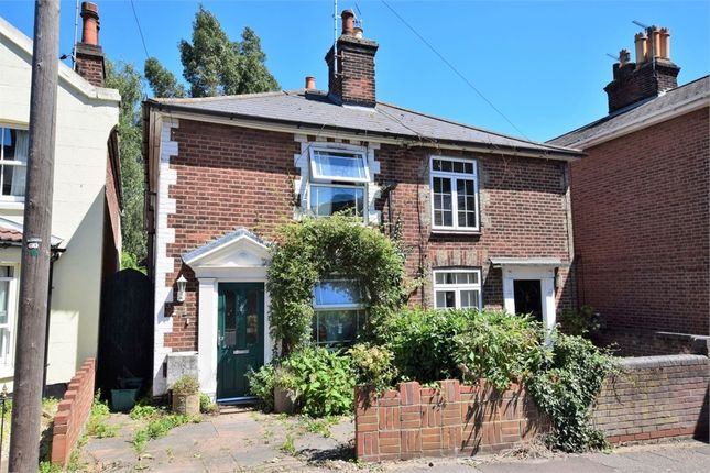 3 bed semi-detached house for sale in Bergholt Road, Colchester, Essex