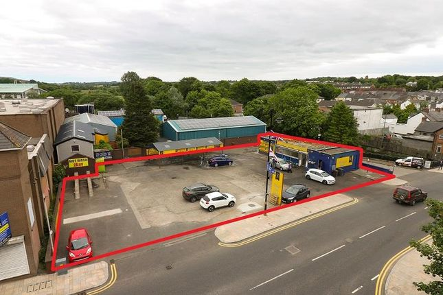 Thumbnail Land for sale in 22 Main Street, Ballyclare, County Antrim