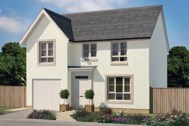 Thumbnail Property for sale in Plot 10 Antonine Way, Falkirk Road, Bonnybridge