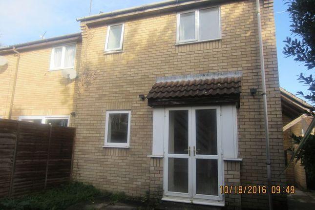 Thumbnail Semi-detached house to rent in Farmhouse Way, Caerau, Cardiff