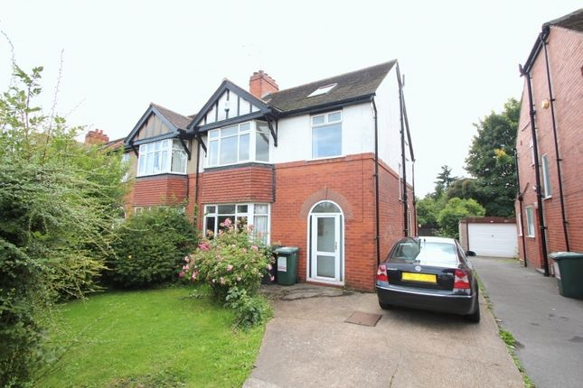 Thumbnail Semi-detached house to rent in St Annes Road, Headingley, Leeds