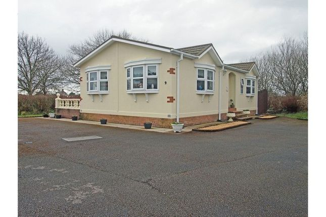 Thumbnail Property for sale in Stud Farm Park Homes, Oxcliffe Road, Heaton With Oxcliffe, Morecambe