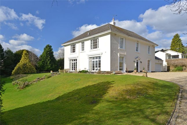 Thumbnail Detached house for sale in Church Road, Bishopsteignton, Teignmouth