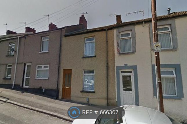 Thumbnail End terrace house to rent in Tirpenry Street, Morriston, Swansea