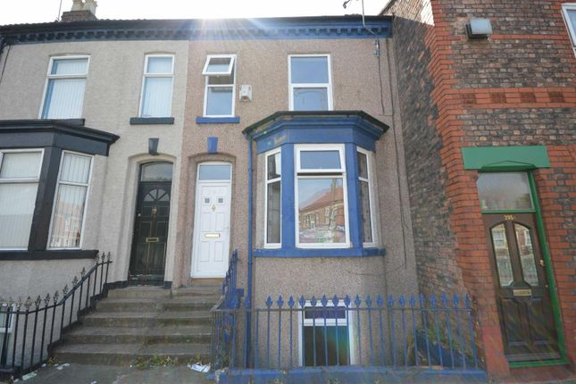 Thumbnail Terraced house for sale in Claughton Road, Birkenhead