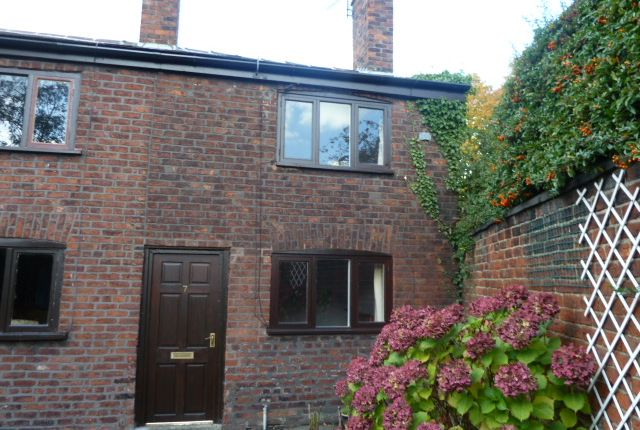 Thumbnail Terraced house to rent in Germans Buildings, Stockport