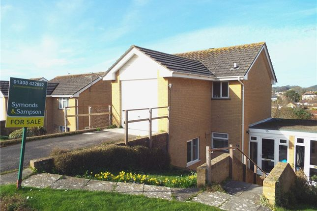 Thumbnail Detached house for sale in Meech Close, Bridport