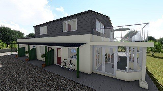 Thumbnail Block of flats for sale in Aberporth, Cardigan