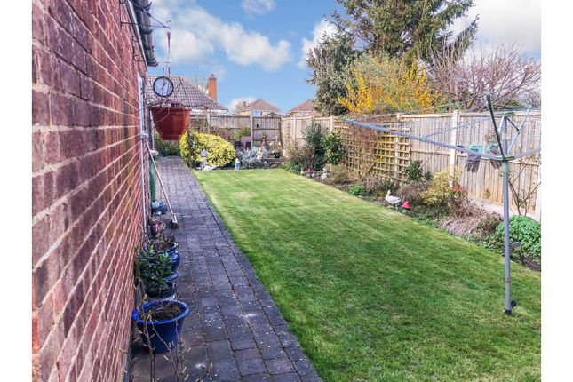 Rear Garden of Valiant Close, Glenfield LE3