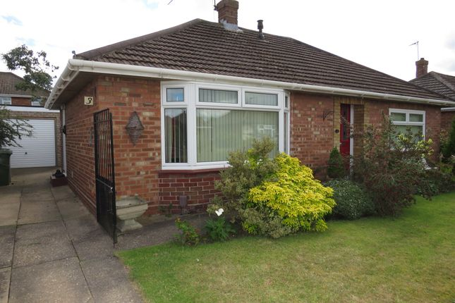 Thumbnail Detached bungalow for sale in Elizabeth Close, Sprowston, Norwich
