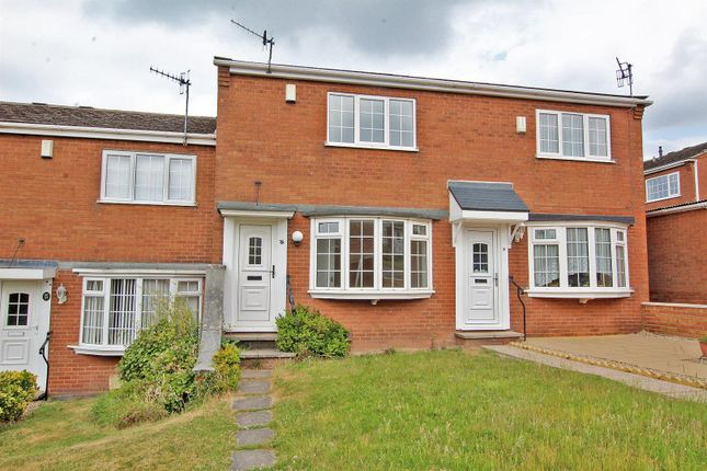 2 bed town house to rent in Crawford Rise, Arnold, Nottingham NG5