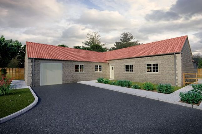 Thumbnail Detached bungalow for sale in St. Georges Hill, Glentworth, Gainsborough