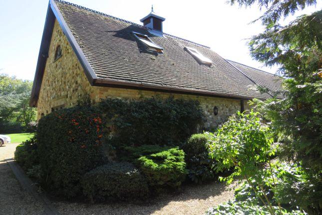 Thumbnail Detached house to rent in Lynn Road, Shouldham, King's Lynn