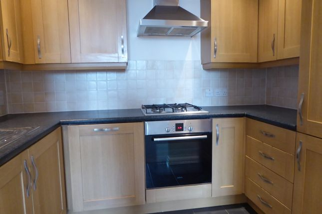 Kitchen of Aveley House, Iliffe Close, Reading RG1