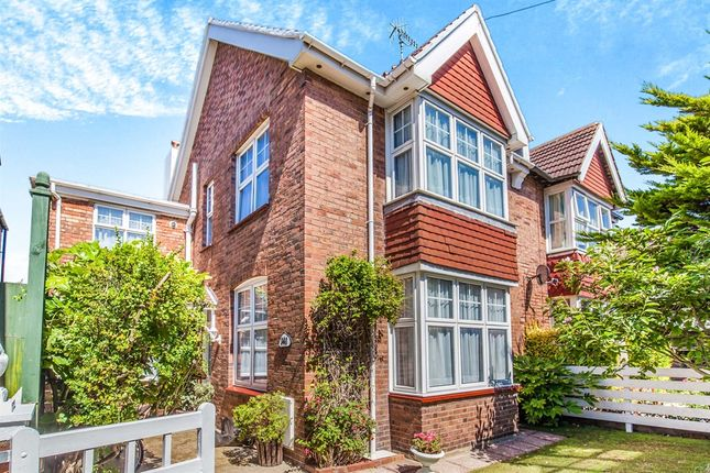 Thumbnail Semi-detached house for sale in St. Leonards Avenue, Hove
