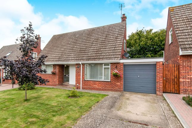 Thumbnail Bungalow for sale in Champneys Road, Diss