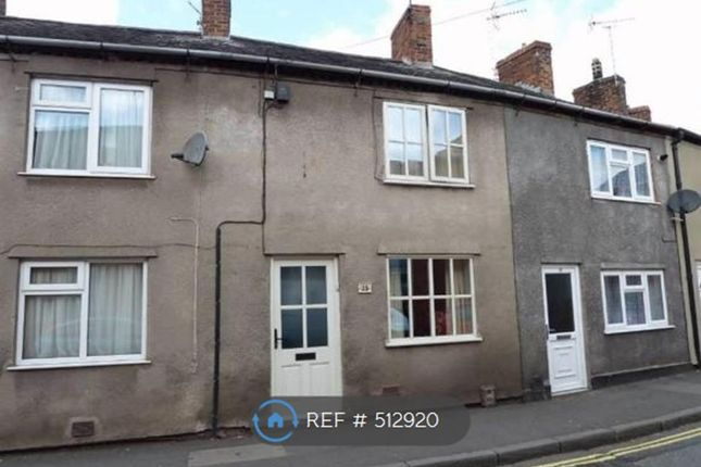 Thumbnail Terraced house to rent in Cross Street, Ellesmere