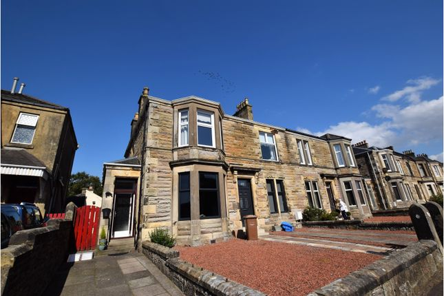 Thumbnail Flat for sale in Argyle Road, Saltcoats