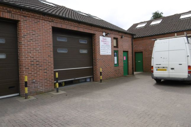 Industrial to let in Tattershall Road Industrial Estate, Woodhall Spa, Lincoln