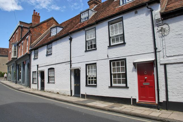 Thumbnail Terraced house to rent in Lymington, Hampshire