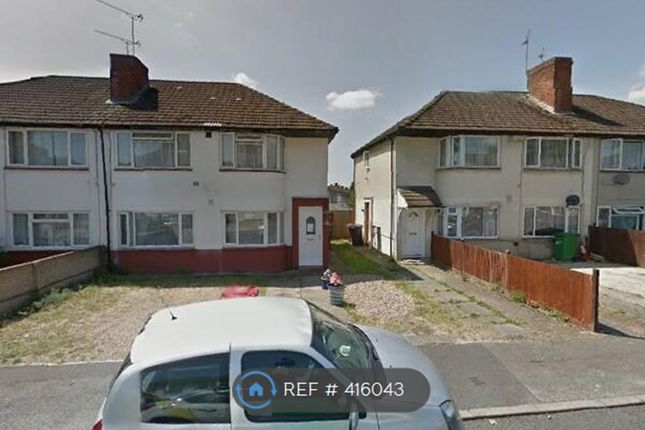 Thumbnail Maisonette to rent in Canterbury Ave, Slough