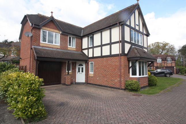4 bed detached house to rent in Broadwells Court, Broadwells Crescent, Coventry CV4