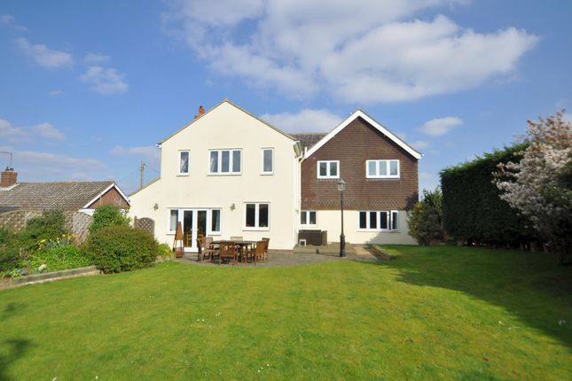 Thumbnail Detached house for sale in Chelmondiston, Ipswich, Suffolk