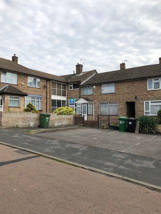 Thumbnail Maisonette to rent in Egerton Road, Slough
