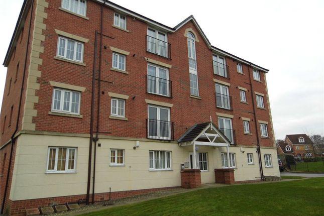 Thumbnail Flat for sale in Moorcroft, Ossett, West Yorkshire