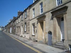Thumbnail Flat to rent in Queen Street, Stirling