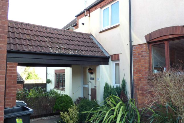 1 bed terraced house to rent in Hameldown Close, Torquay