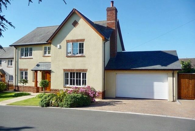 Thumbnail Detached house for sale in 1 Great Park Close Bishopsteignton, Teignmouth, Teignmouth