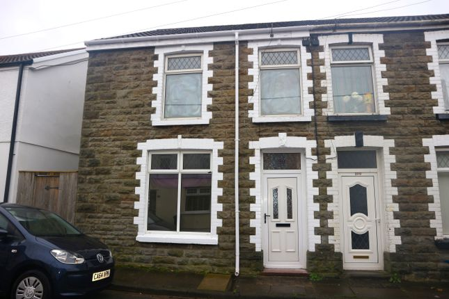 Semi-detached house for sale in Church Street, Penydarren, Merthyr Tydfil