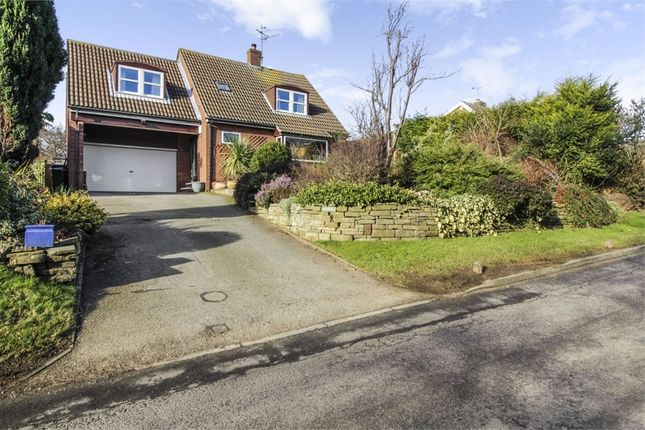Thumbnail Detached house for sale in Church Hill, Plumtree, Nottingham